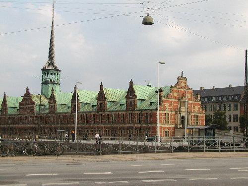 Bolsa Copenhague