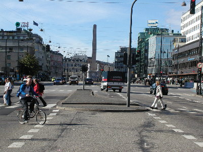 Hoteles Vesterbro Copenhague