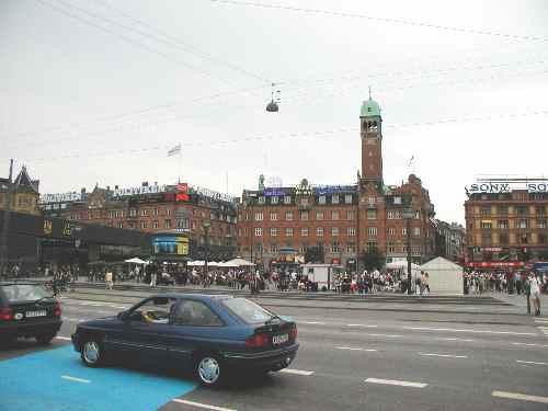 Malmö Copenhagen
