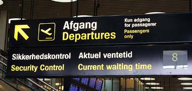 copenhague aeropuerto