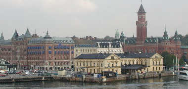 Helsingborg Malmö