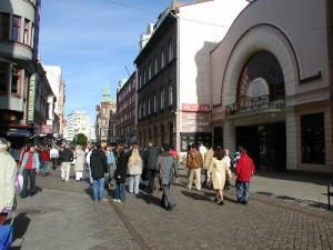 Calles de Malmö