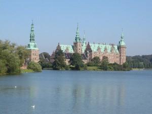 Castillo de Hillerod, Norte de Copenhague