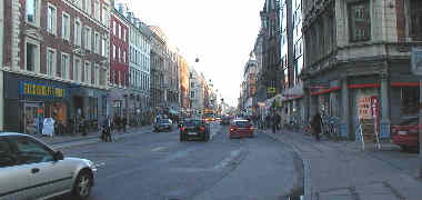 Alquilar en Copenhague