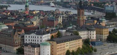 Ir de Estocolmo a Copenhague