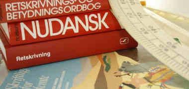 Estudiar danés