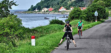 Dinamarca en bici