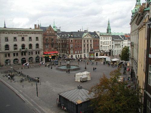 Dormir en Copenhague