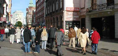Vivir en Copenhague