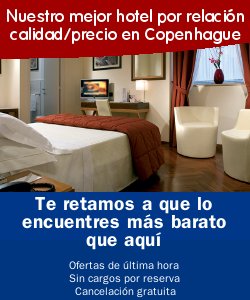 Hoteles Booking Copenhague